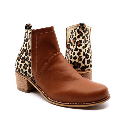 The Best Leopard Booties