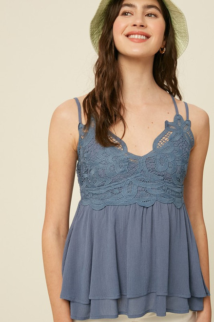 Love & Luxury Lace Top