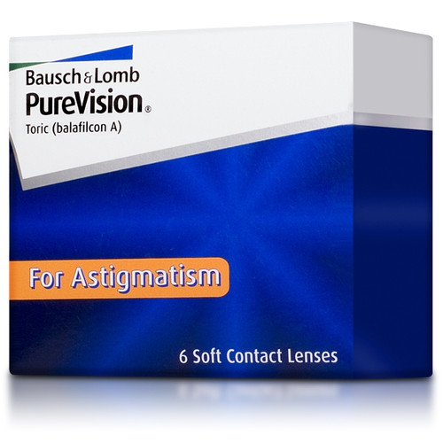 PureVision Toric 6 Pack