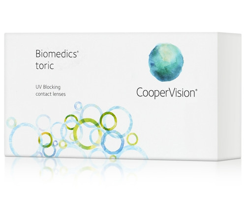 Biomedics Toric 6 Pack