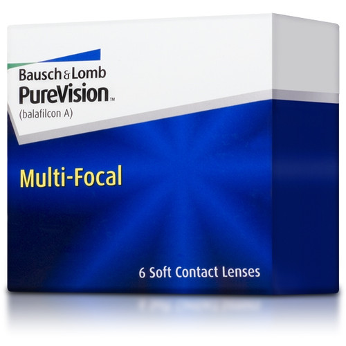 PureVision Multi-Focal 6 Pack