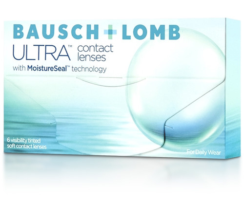 Bausch and Lomb Ultra 6 Pack