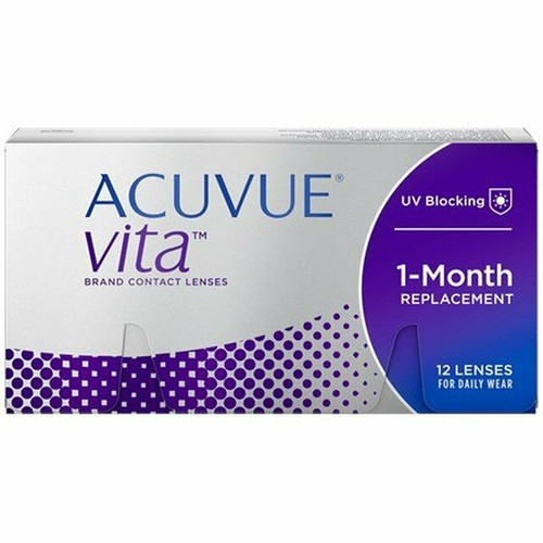 Acuvue Vita 12 Pack contact lenses