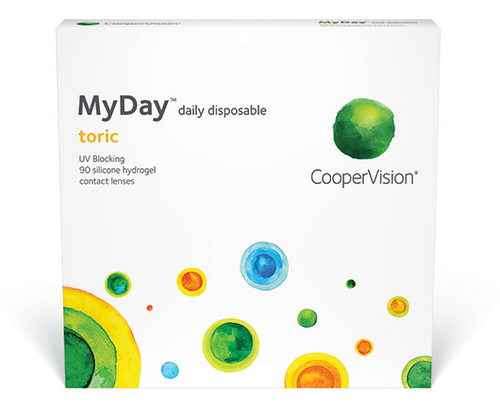 MyDay Toric 90 Pack