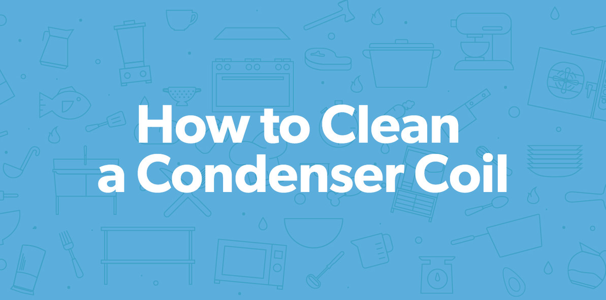 How To Clean a Condenser Coil