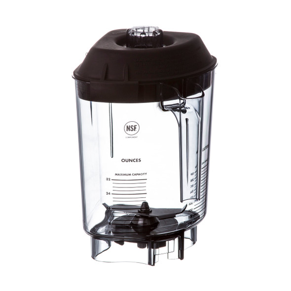 Alternate view of the Vitamix 15981 Advance 32oz Container Assembly