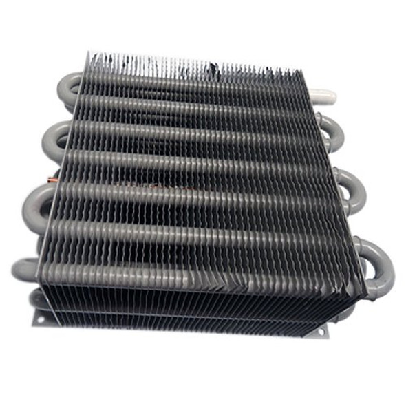 Angle view of True's 800268 evaporator coil