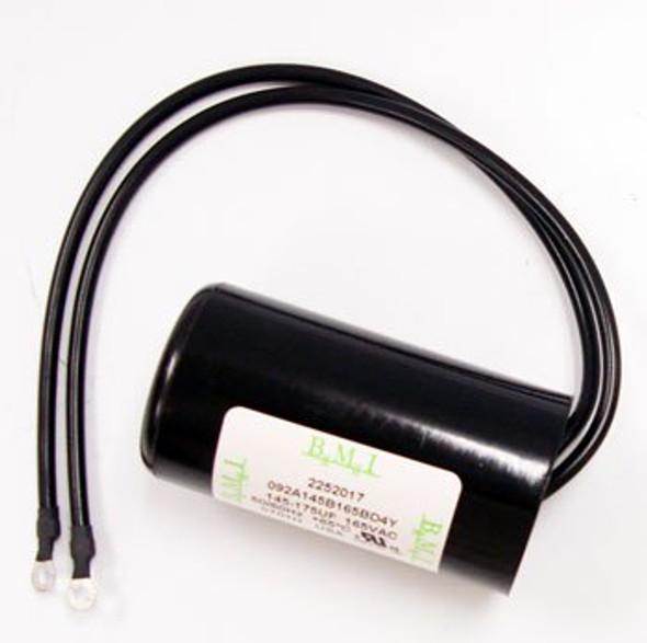 Image of the True 920133 start capacitor by Danfoss 117U5023