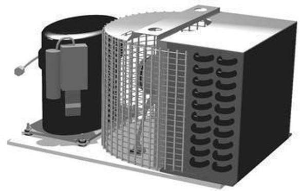 True Part 882009 Condensing Unit with Compressor