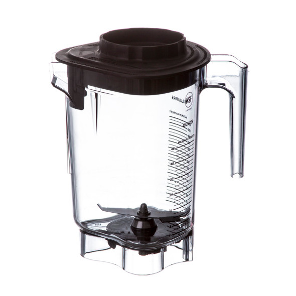 Image of the Vitamix 15216 Advance Container Assembly with Blade and Rubber Splash Lid
