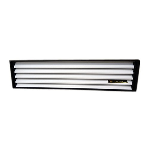 Image of the True 885448 white front grill assembly