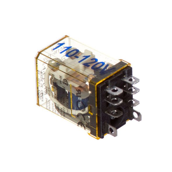 View of the prongs on the Ice-O-Matic 9101084-01 Relay