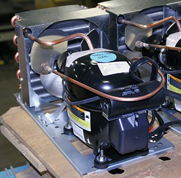 Image of the True 910402 condensing unit with NEK6212Z compressor by Embraco