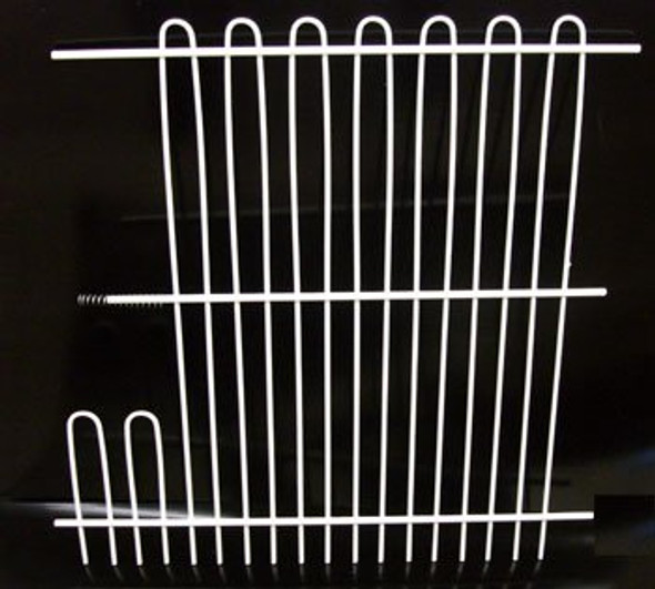 Image of the True 872204 bin divider kit with spring attached to middle wire