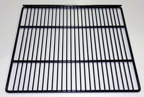 Image of the True 865029-039 black wire shelving kit