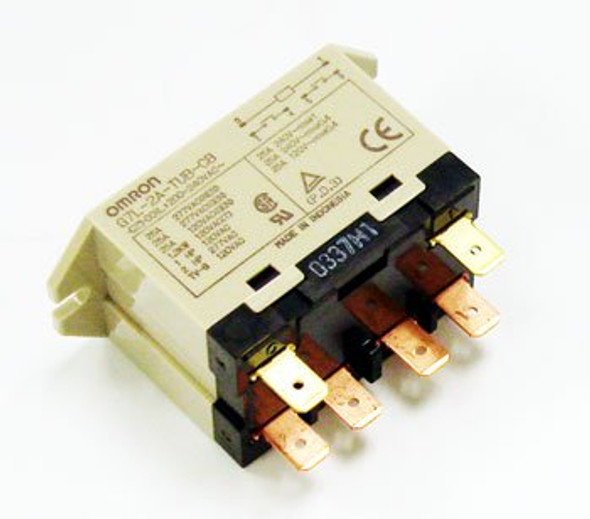 Image of the True 842623 relay by Omron (G7L-2A-TUB-CB-AC200/240)