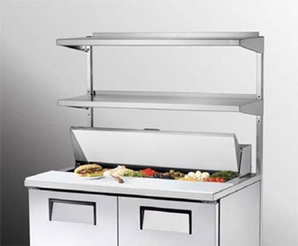 True 914983 - Double Shelf Overshelf Kit - TSSU TUC TWT