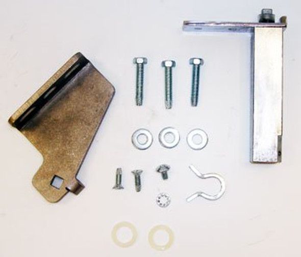Image of the True 882424 bottom right door hinge kit