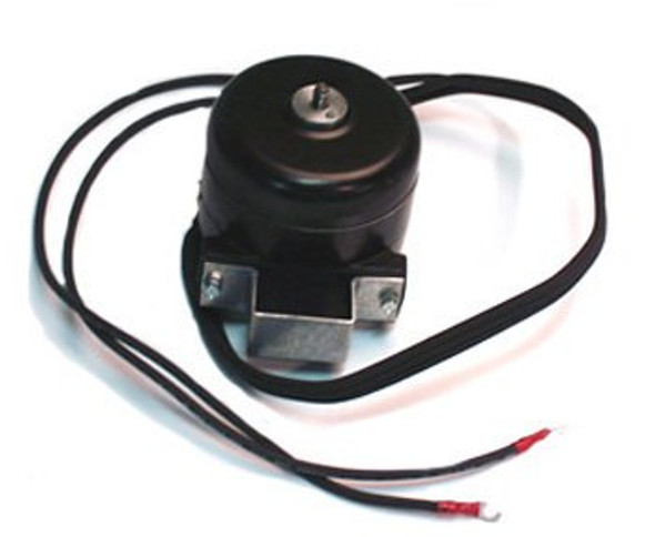 Top view of the True 800449 (RPSC4BG14S2) condenser fan motor