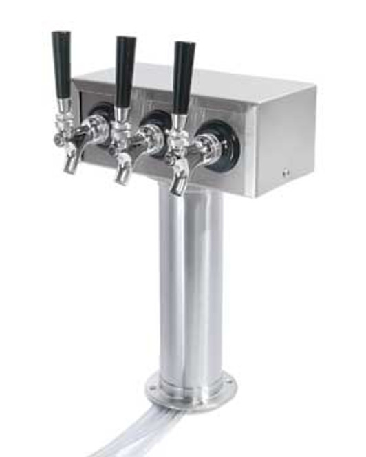 Image of True 873105 triple head draft standard