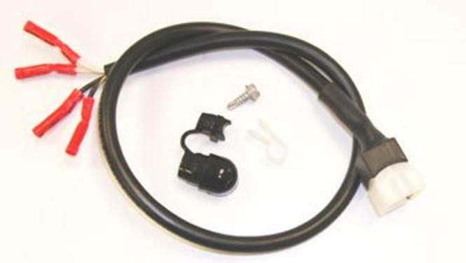 "True 881618 Power Cord Kit - 20"" Long"