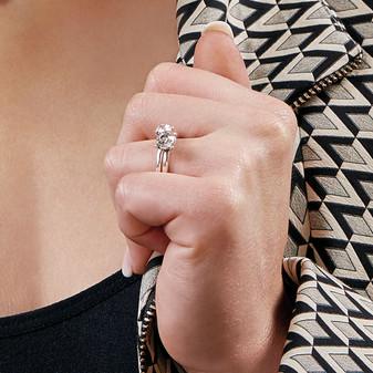 Petite Starlight Ring