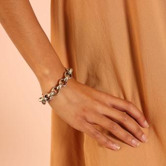 Bold Heritage Bracelet