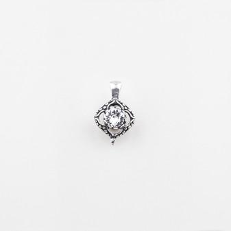 Crystal Victoria Pendant (EN1153)