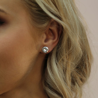 Icon Stud Earrings