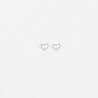 Sweet Escape Heart Earrings (E3357)