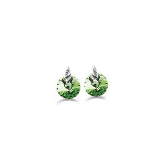 Green with Envy Stud Earrings