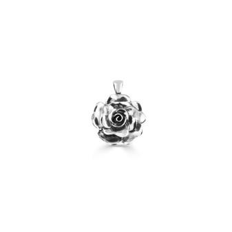 French Rose Pendant (EN598)