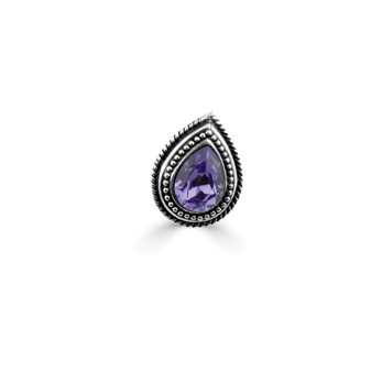 Forget Me Not Teardrop Ring (RR277)