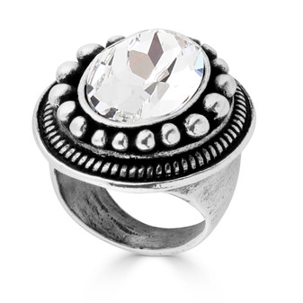Crystal Obsession Ring (RR291)