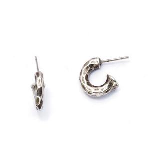 Elena Hoop Earrings