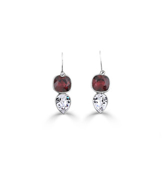 Amour Drop Earrings (E4313)