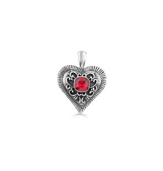 Essentially Perfect Heart Pendant (EN1663)