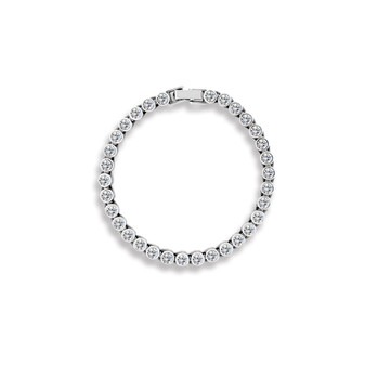 True Gem Tennis Bracelet