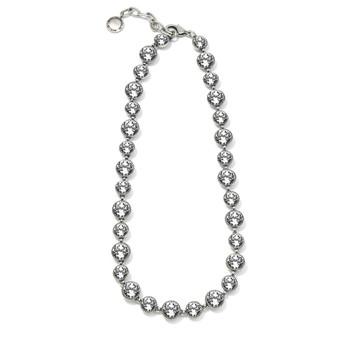 Born To Shine Tennis Necklace