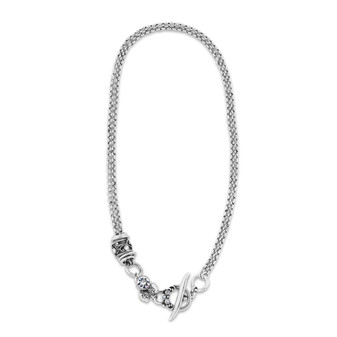 Lily Rose Floral Necklace