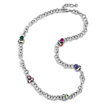 Rainbow Lexi Necklace