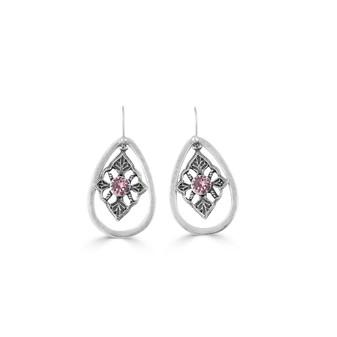 Light Rose Talitha Earrings