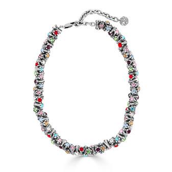 Rainbow Dazzling Necklace
