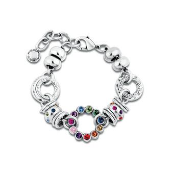 Colourful Gem Bracelet
