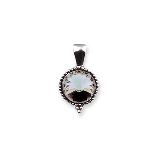 Black Diamond Sparkle Pendant