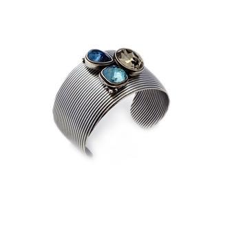 Calypso Denim Blue Bracelets (B1147)