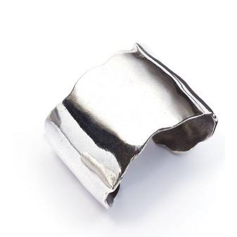 Calypso Silver hand Cuff (B1102)