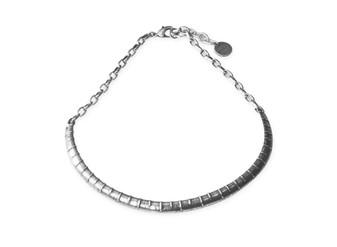 Calypso Silver  Necklace (N1379)