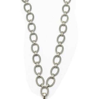 Calypso Silver Necklace (N1337)