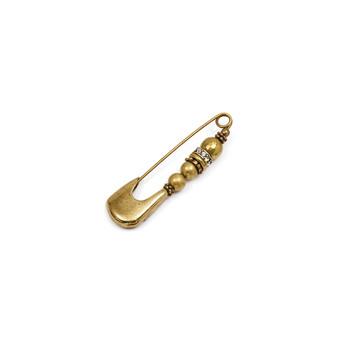 Global Traveller  Brown pin (PP209)